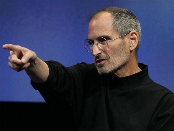 Steve Jobs e suas lições
